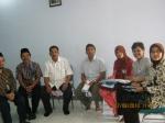 Pengurus Jamiiyah 2010/2011